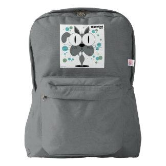 Grey Cat Backpack, Smoke Backpack