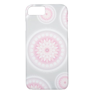 Grey Flower Case