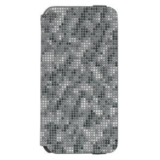 Grey Microdots Incipio Watson™ iPhone 6 Wallet Case