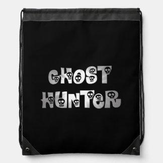 Grey Starburst Skulls Ghost Hunter backpack
