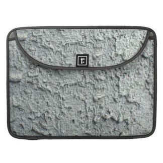 Grey Stucco Sleeve For MacBooks
