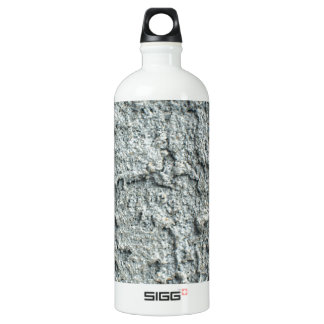 Grey Stucco Water Bottle