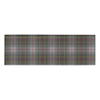 Grey Tartan Name Tag
