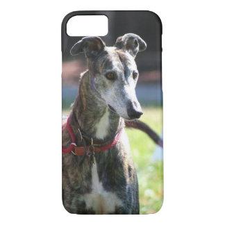 Greyhound dog iPhone 8/7 case