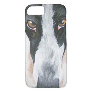 Greyhound Eyes iPhone 8/7 Case