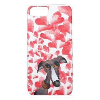 GREYHOUND LOVE g262 iPhone 8/7 Case