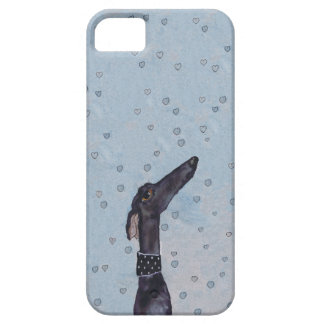 GREYHOUND LOVE g294 iPhone 5 Cover