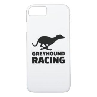 Greyhound racing iPhone 8/7 case
