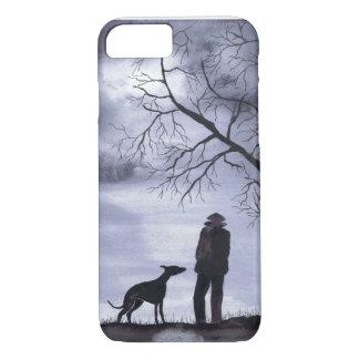 GREYHOUND WALK g914 iPhone 8/7 Case