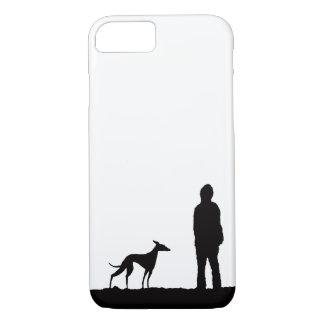 GREYHOUND WALK iPhone 8/7 CASE
