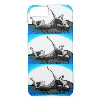 Greyt Greyhound Roach  Triple iPhone 8/7 Case
