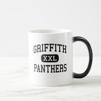 Griffith - Panthers - Senior - Griffith Indiana Magic Mug