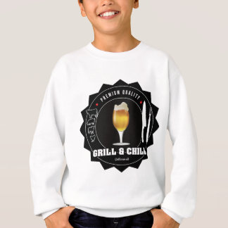 Grill & chill sweatshirt