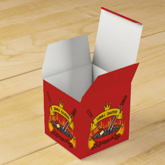 Grill Queen Favour Box