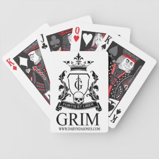 GRIM Playing Cards