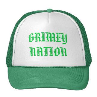GRIMEY NATION MESH HAT