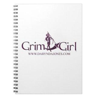 GrimGirl Notebook