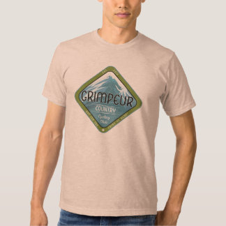 Grimpeur Country Cycling Club Tees