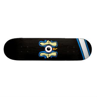 Grin and Bare it, deck design. 21.3 Cm Mini Skateboard Deck
