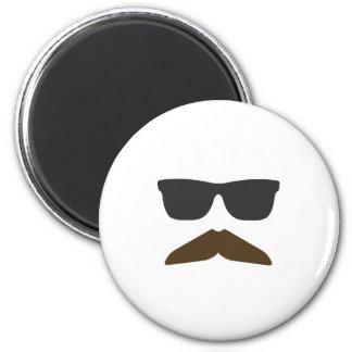 Gringo Moustache Magnet