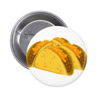 Gringo Tacos 6 Cm Round Badge