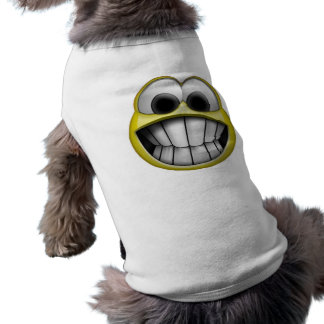 Grinning Happy Smiley Face Shirt