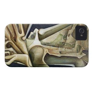 Gris Vital iPhone 4 Cases