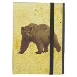 Grizzly Bear iPad Folio Cases