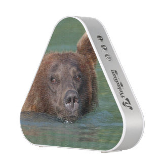 Grizzly Bear Swimming Bluetooth Speaker