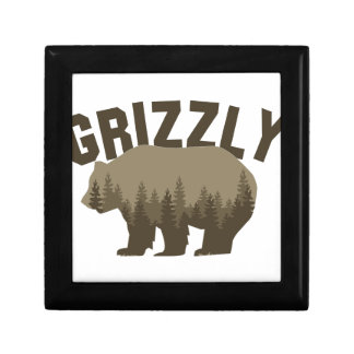 Grizzly Gift Box