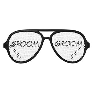 """""""Groom"""" Party Shades"""