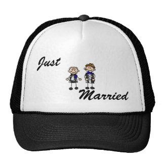 Grooms in Love Trucker Hat