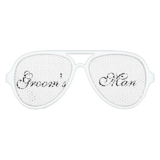 GROOM's MAN  Party Shades