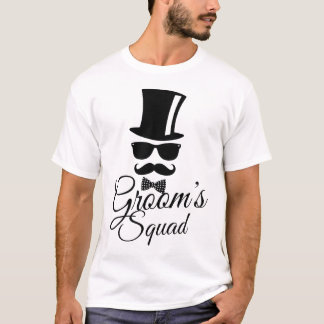 Groom's squad T-Shirt