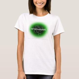 "GrooveHead White ""Halo"" Shirt"