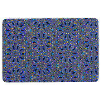 Groovy Pattern, Man Floor Mat