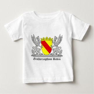 Großherzogthum bathing with writing baby T-Shirt