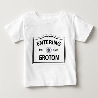 Groton, Mass Baby T-Shirt