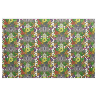 groundhog garden fabric