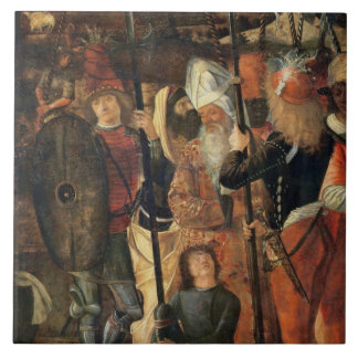 Group of Orientals, Jews and Soldiers, 1493-95 (oi Tile