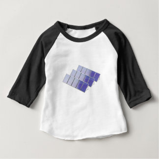 Group of solar panels baby T-Shirt