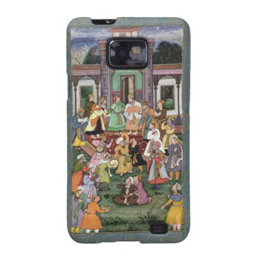 Group of Whirling Dervishes, from the Large Clive Samsung Galaxy SII Covers
