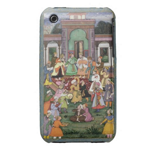 Group of Whirling Dervishes, from the Large Clive iPhone 3 Case