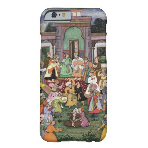 Group of Whirling Dervishes, from the Large Clive iPhone 6 Case