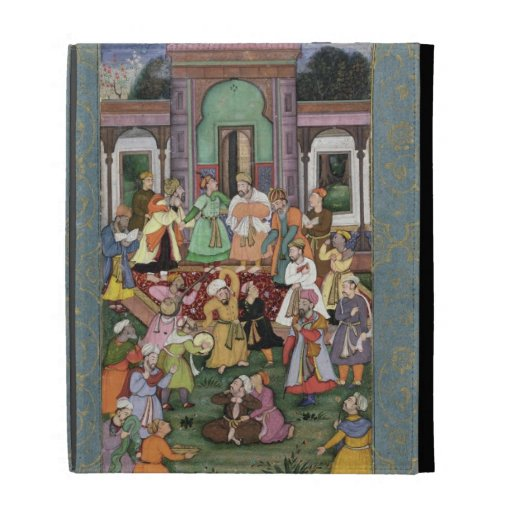 Group of Whirling Dervishes, from the Large Clive iPad Folio Cover