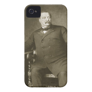 Grover Cleveland, 22nd and 24th President of th Un Case-Mate iPhone 4 Case
