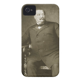 Grover Cleveland, 22nd and 24th President of th Un iPhone 4 Cover