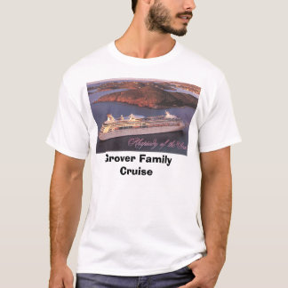 Grover Family Cruise T-Shirt