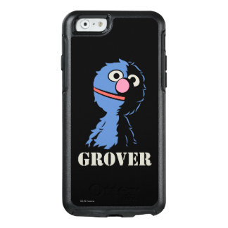 Grover Half OtterBox iPhone 6/6s Case