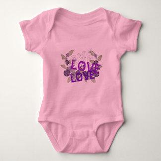 Grow Love Baby Bodysuit
